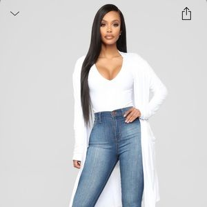 Fashion Nova Cardigan